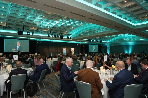 Michael O'Leary Addresses IoD Autumn Lunch