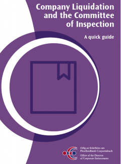 Company Liquidation and the Committee of Inspection: A Quick Guide