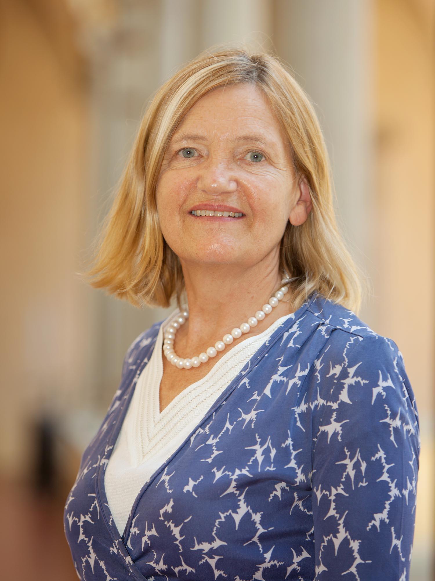 Professor Brigid Laffan