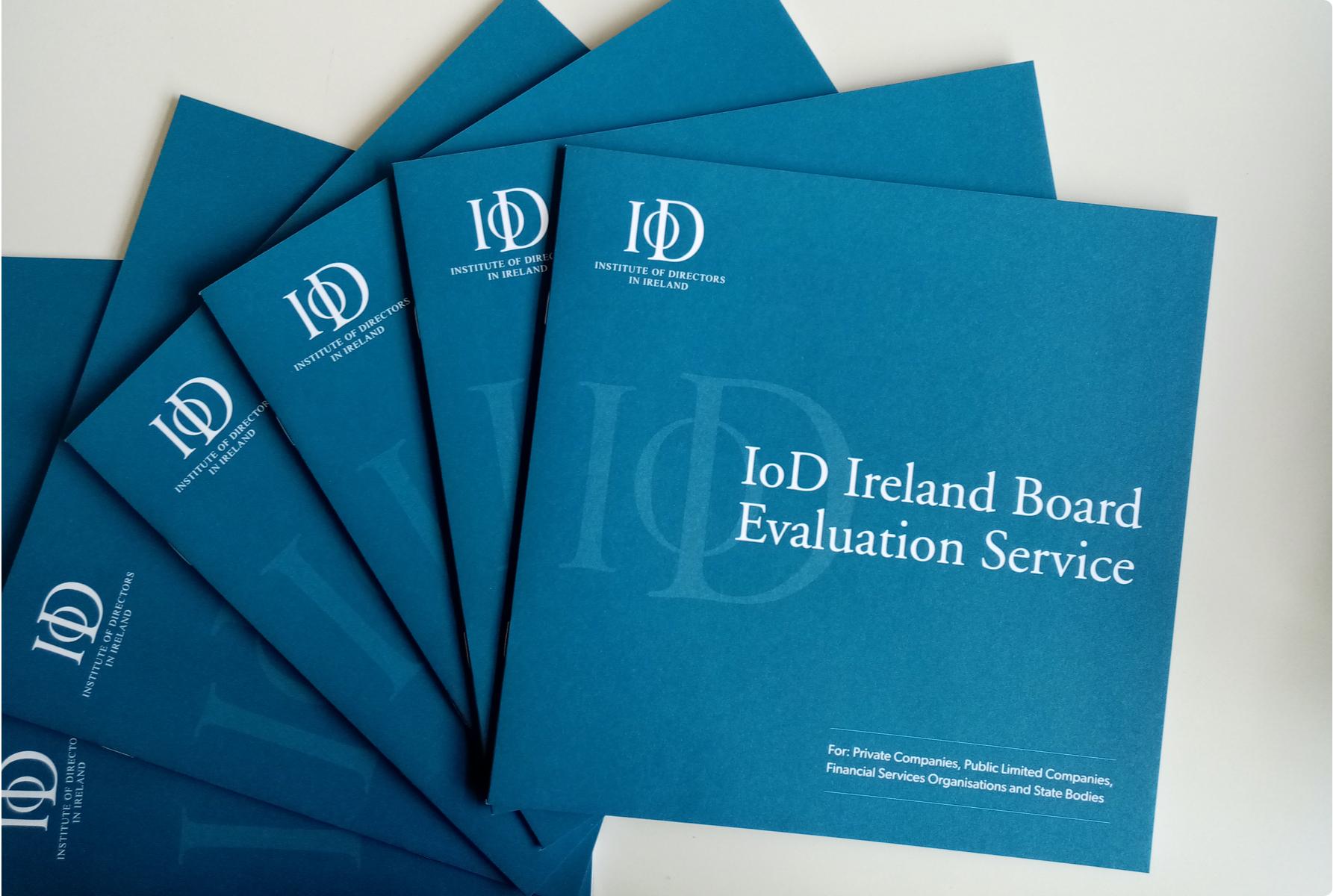 Board Evaluation Brochure